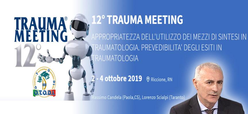 Massimo Candela presidente a Rimini: la soddisfazione di Roberto Perrotta
