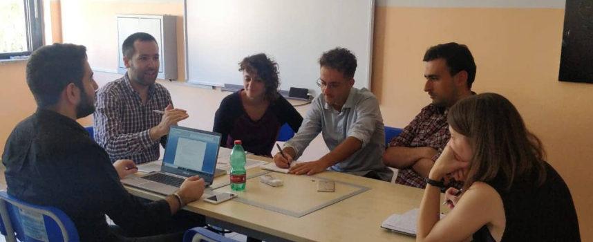 """Italia, Spagna e Slovenia, riunite a Paola per """"mostrare"""" l'Europa ai giovani"""