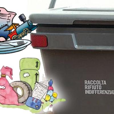 Paola – Sospesa la raccolta della frazione INDIFFERENZIATA dei rifiuti