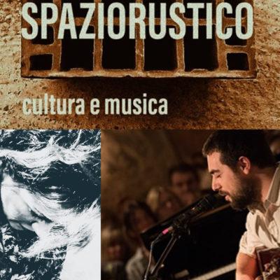 Valentina Occhiuzzi e Giuseppe Caruso: parole e musica in Spazio Rustico