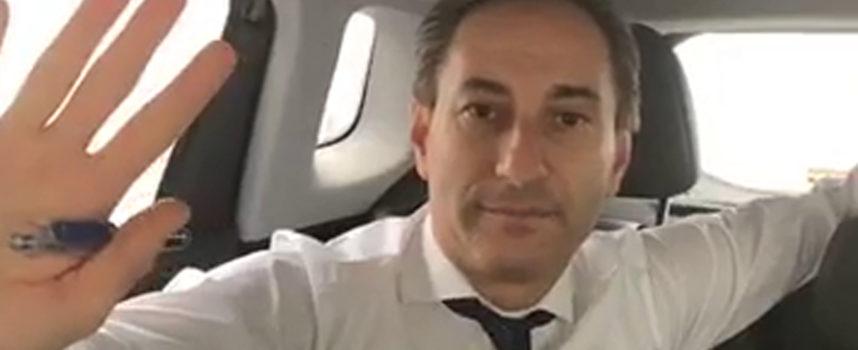 """Paola – «Prendeteli a calci!» – Di Natale attacca """"non solo"""" Orlandino Greco"""