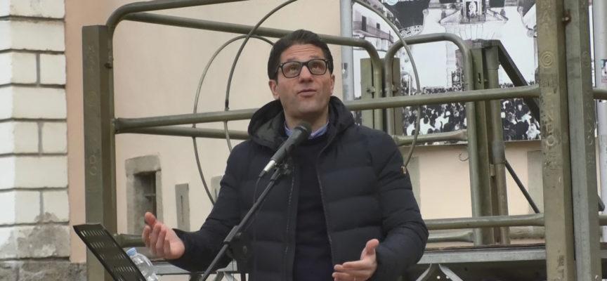 Paola – Video e Intervista: Ferrari corre per la Regione (peccato la pioggia)