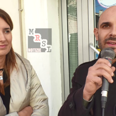 Paola – Laura Ferrara e Guglielmo Minervino: «Calabria di gente perbene»