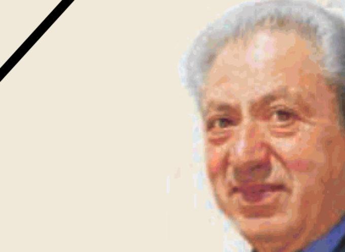 Paola – Il sindaco Roberto Perrotta ricorda l'imprenditore Silvestro Lenti