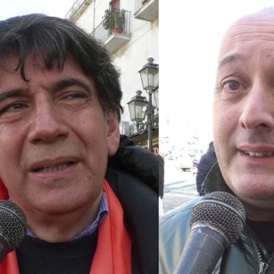 Paola – Video – Carlo Tansi spiega la candidatura sua e quella di D'Acunzo